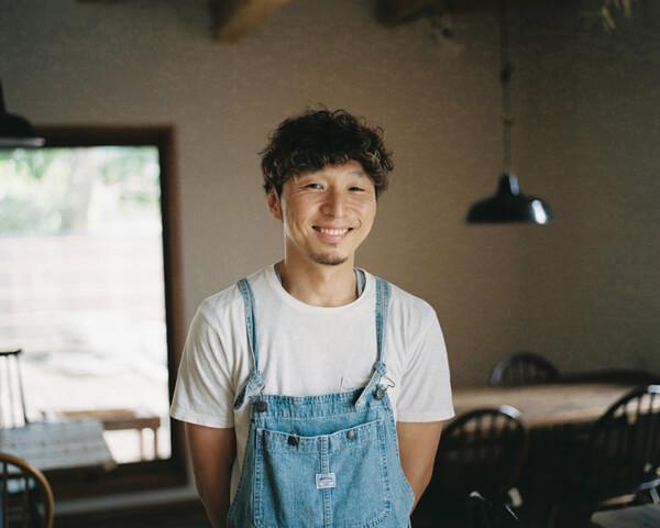 file.02 / 料理人 / 「料理でドラマを起こす」